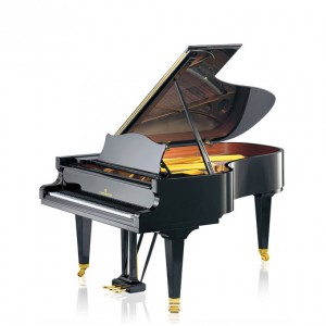 C. Bechstein B 212 parlor grand piano